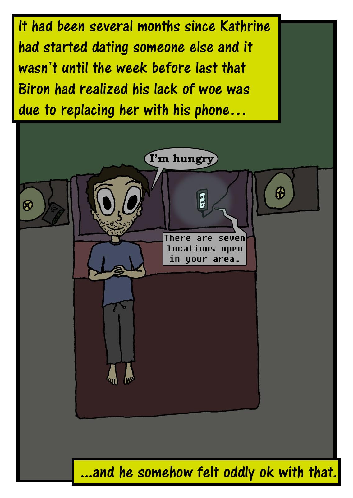#51 Biron's Lack of Woe