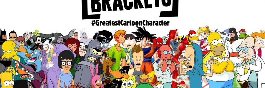 #GreatestCartoonCharacter