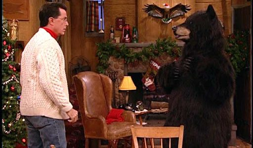 SAY SOMETHING A BEAR WOULD NEVER SAY!
